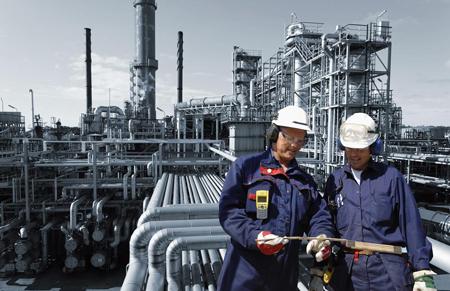 Petrol - Gaz - Hat Boruları ve Kullanım Alanları