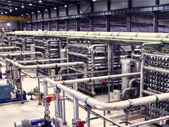 Desalinasyon Üniteleri